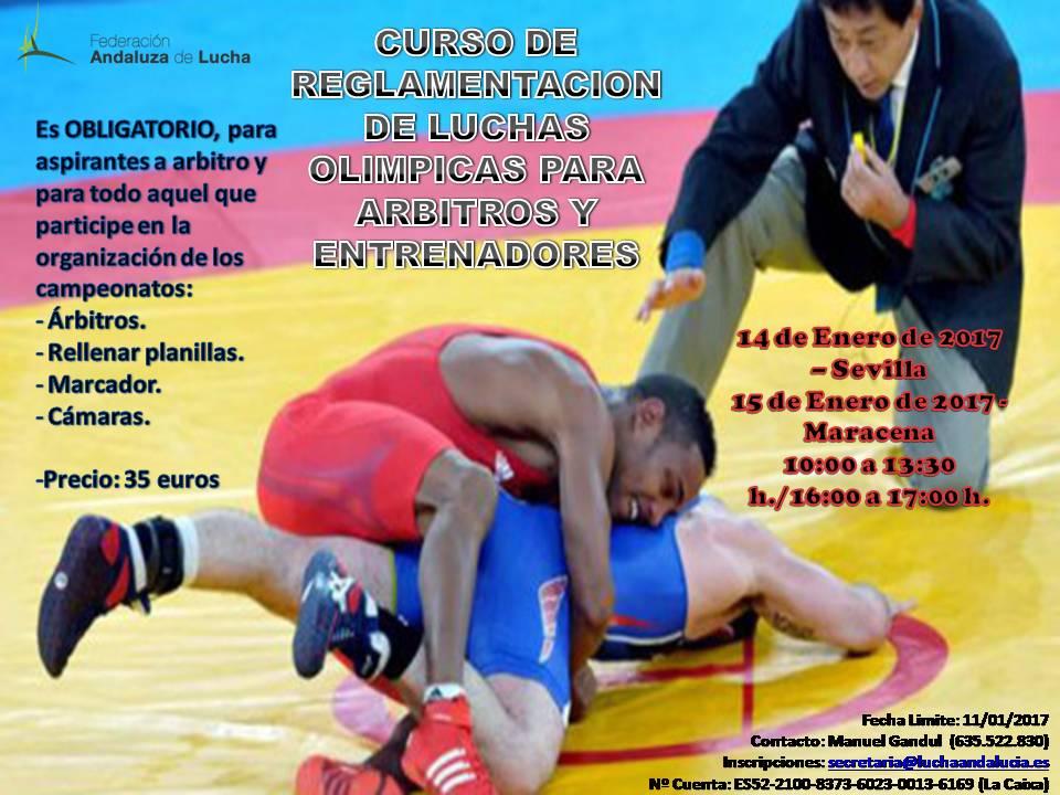 curso-arbitraje-luchas-olimpicas-14-15-enero-2017